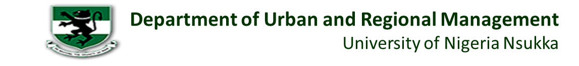 Dept of Urban and Regional Planning